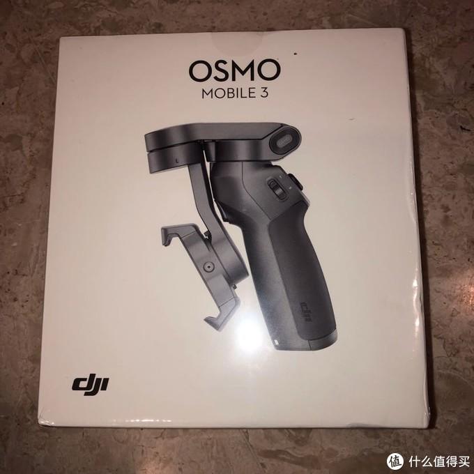 大疆OSMO Mobile3开箱试玩