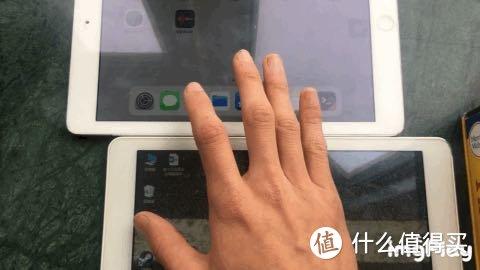 到底仿得像不像?时隔5年的台电x98 pro与iPad Air对比