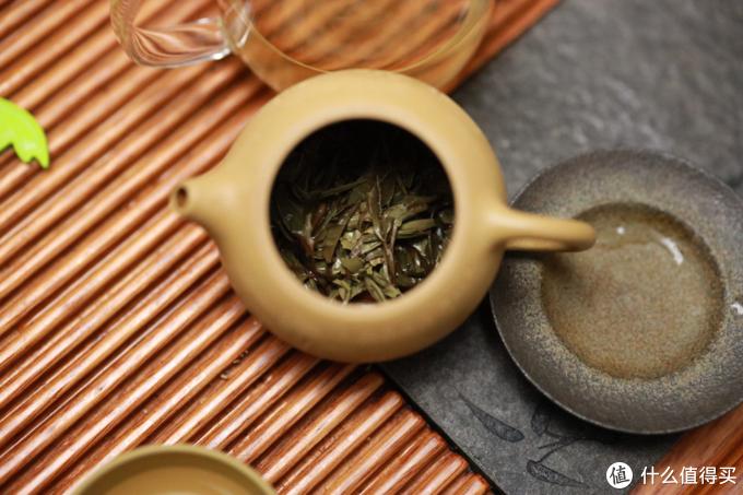 太姥山一级白牡丹,银毫显露 芽叶完整 ,白牡丹新茶也能清新怡人