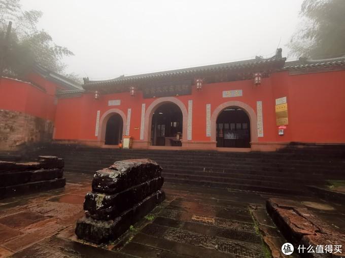 齐云山上太素宫,齐云山最大的宫观
