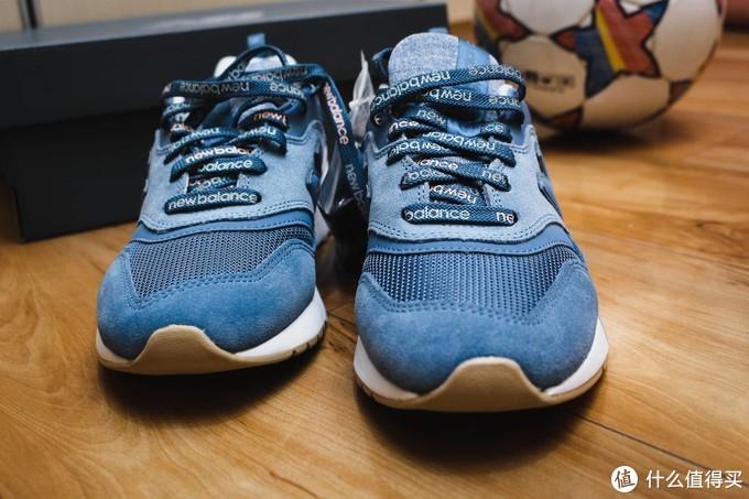 6折购入的New Banlance 997系列女鞋简单晒