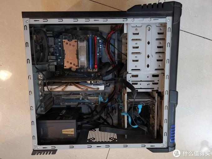 十年配一次电脑,忍不住要晒一下