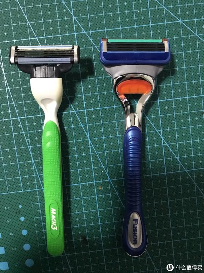 大胡子蜀黍教你怎么给自己或男朋友挑一款称心合意的剃须刀之吉列舒适手动篇