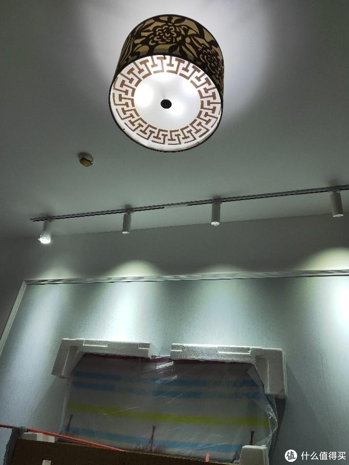 十年的中式吊灯