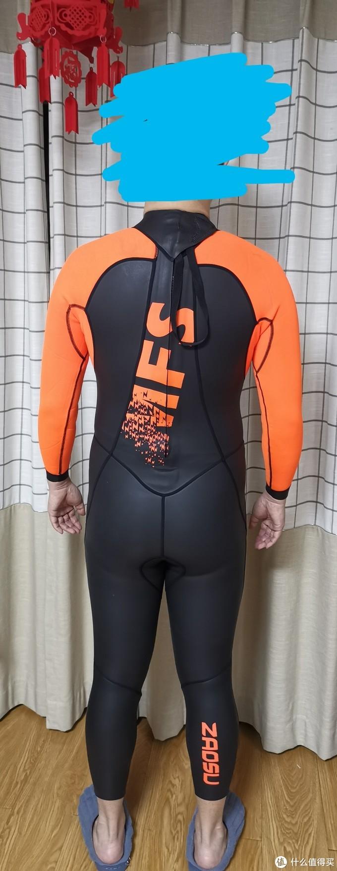 超速zaosu蛙泳胶衣、自由泳胶衣对比体验