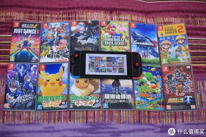NS上哪些游戏好玩?玩了两年多的Switch,聊一聊玩过的那些游戏——家庭游戏、动作游戏篇