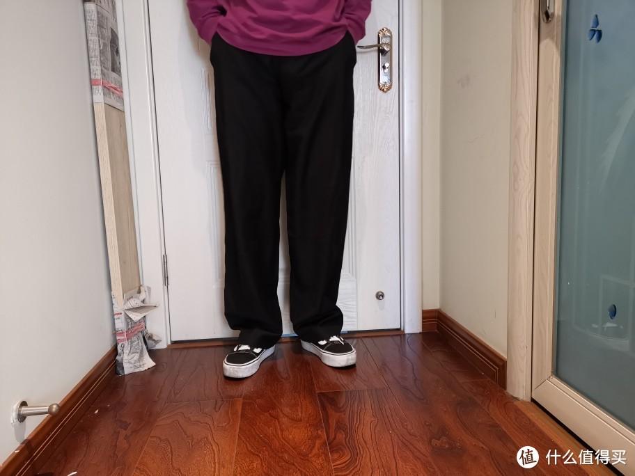 山东大汉穿女鞋-VANS女式Ward 低帮厚底运动鞋分享(女鞋男穿)