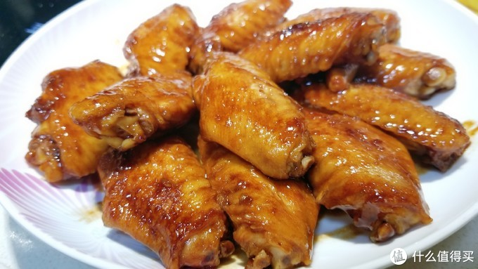 新春食堂:烧汁鸡翅,儿子要舔碟