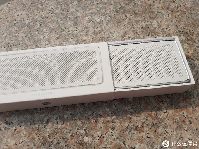 完全业余开箱小米方盒子蓝牙音箱2