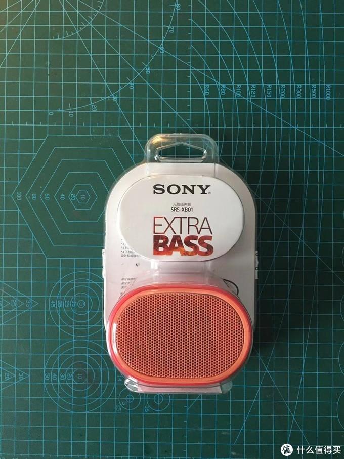 小身材大效果-Sony SRS-XB01