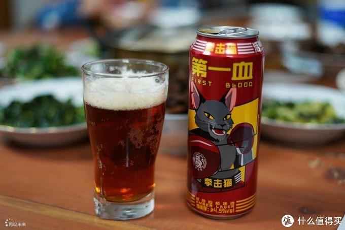 """国产精酿啤酒大作:""""拳击猫""""搏击者、第一血初试"""