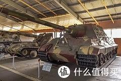 藏于俄罗斯库宾卡坦克博物馆的猎虎