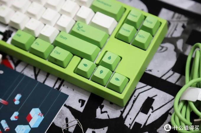 与众不同,机械键盘的美学内涵,阿米洛森灵主题款机械键盘开箱