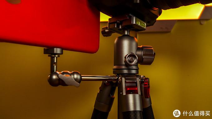 支持360全景拍摄旋钮