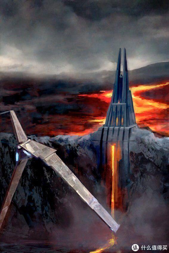 在电影《侠盗一号》中,克伦尼克来到城堡面见维达,这个重要的基地才第一次露出峥嵘,当然,这次会面最终也是以经典的原力锁喉告终
