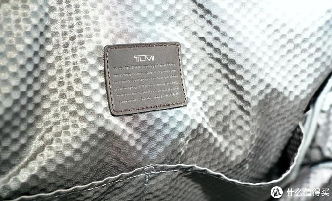 每个值友都有一个途明梦:TUMIAlpha Bravo 103317旅行袋分享