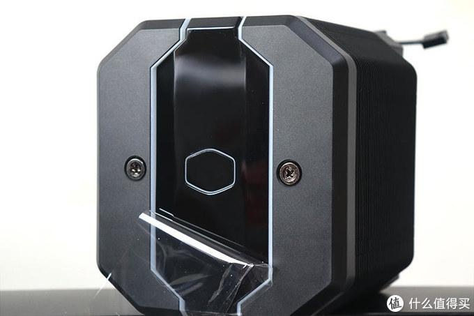 双塔6管,聚风压制,酷冷至尊MA620M黑武士RGB风冷散热器体验