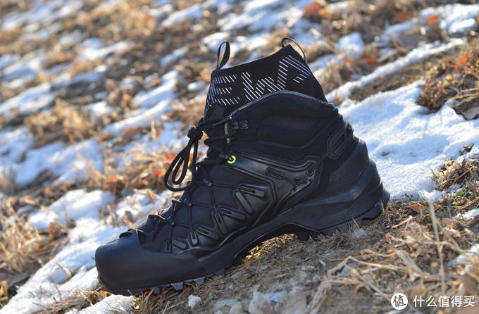 雪地驰骋,助我前行,无微呵护,从足部开始:Salewa 沙乐华 61350 高帮徒步鞋