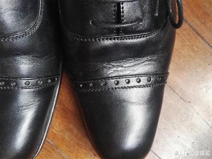 皮鞋上让人闻风丧胆的松面到底是什么,我们来研究一下