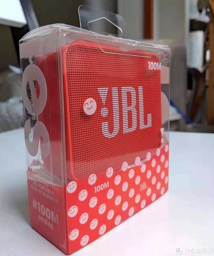 骚气十足的 JBL GO2