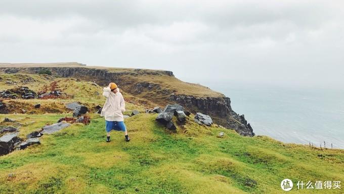 Kilt Rock 悬崖瀑布