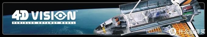 还是首晒--4D MasterSPACE SHUTTLE CUTAWAY发现号航天飞机