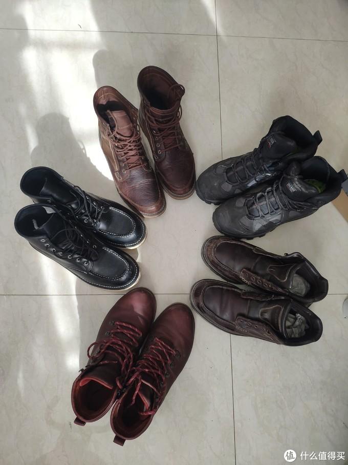 晒晒这些年买过的靴子