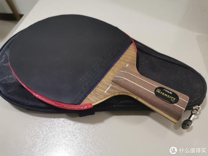 记一次二手乒乓球拍购买经历