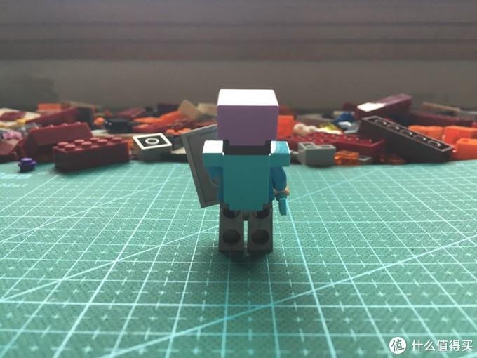 乐高 Minecraft系列 21143冥界门户评测