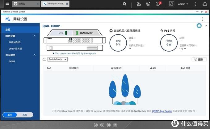 All in one NAS设备:QNAP威联通GDP-1600P 开箱及体验!