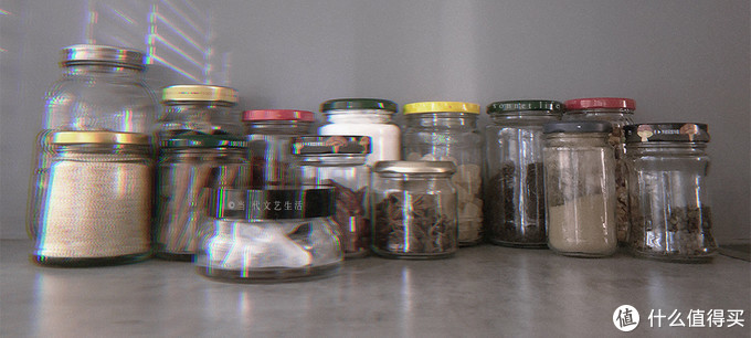 我心爱的玻璃罐们
