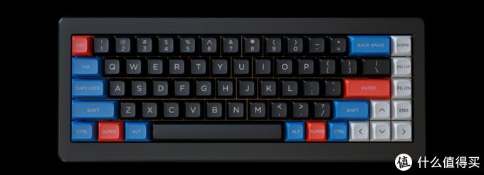 键帽不应该只是能用就好—PBT纯黑DSA键帽开箱体验