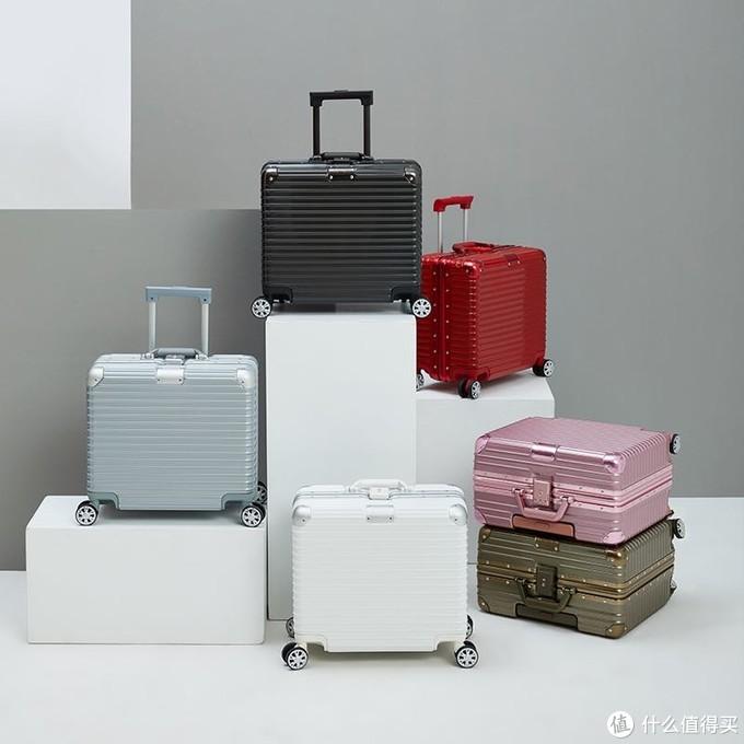 行李箱打包手册