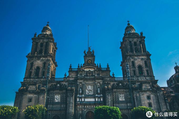 迟来的第四篇:墨西哥城的走走停停
