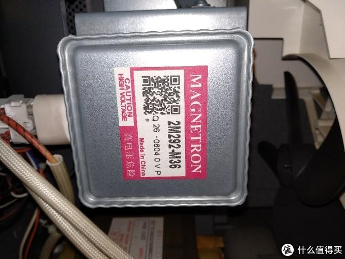 自己动手修理不加热的松下电脑平板微波炉