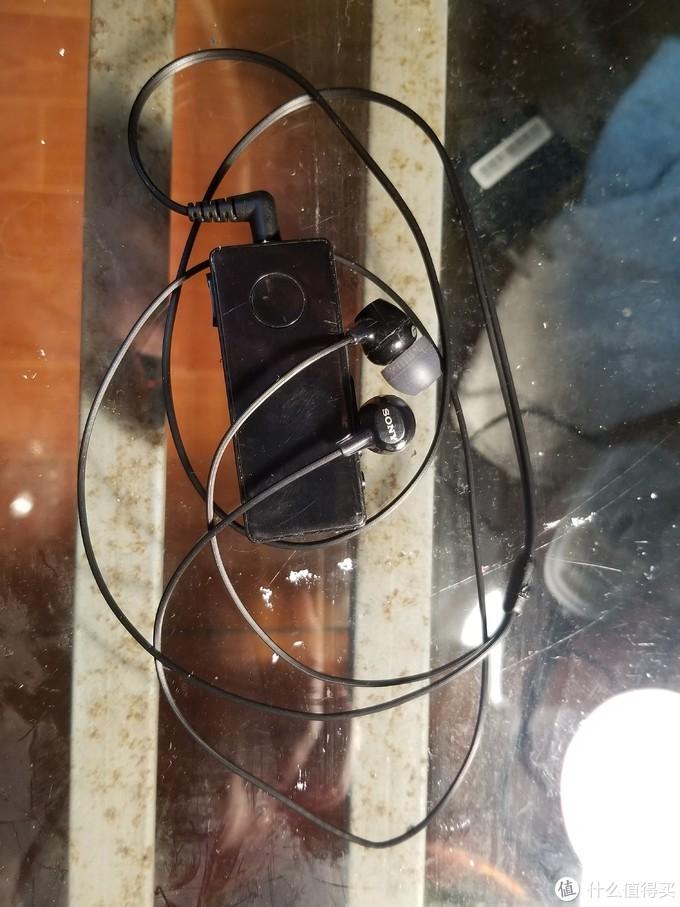 索尼SBH50蓝牙耳机换电池