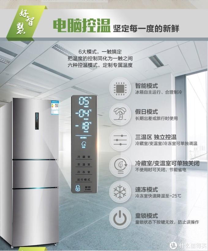 冰箱是这个样子的