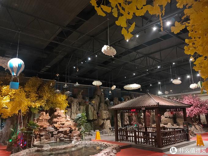 北京冬日里的温泉和焖面美食