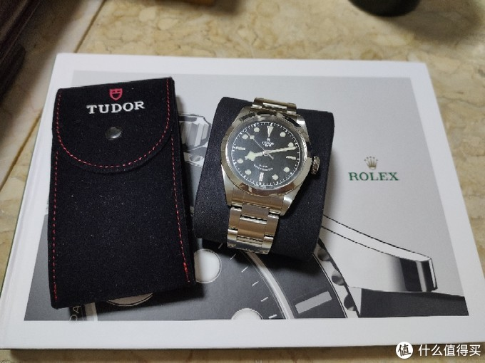 通勤优选,低调且实在的一块手表——帝舵碧湾41mm 79540