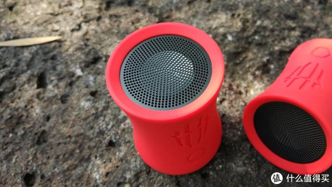 支持TWS立体声播放和IPX7级防水——红魔战鼓蓝牙音箱简评