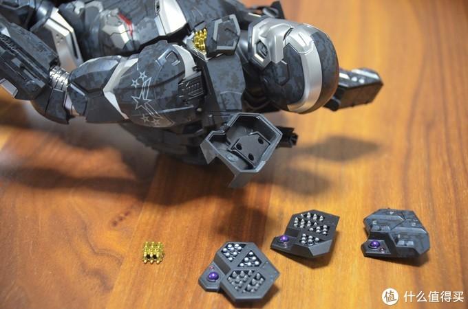 HOTTOYS War Machine Mark Ⅳ战争机器4.0开箱测评