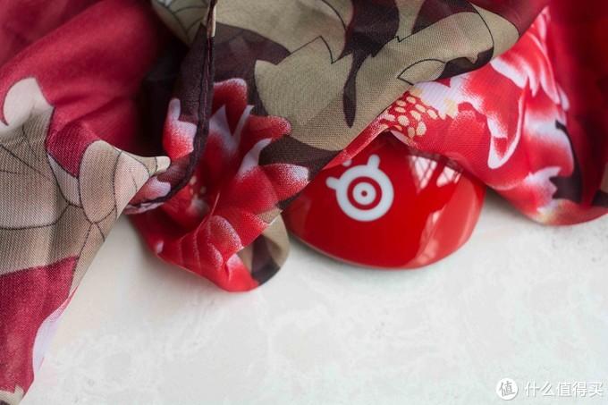 颜值超棒的游戏鼠标,赛睿Sensei310火星红版开箱