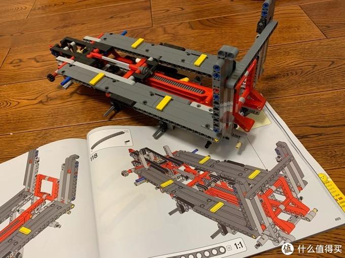 货仓平板及后导引板