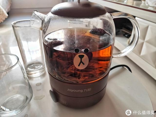 眼下最适合的热饮,我家每天3大壶,增强体质又好喝