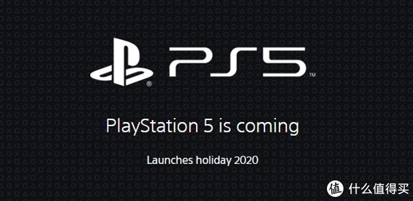 索尼上线PS5官网: PS5在2020年圣诞季发布价格未定