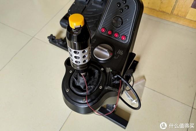 罗技G25排挡杆改造记录