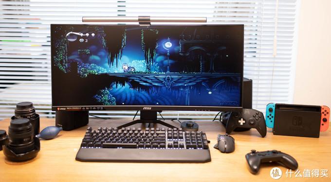 2020桌面新装备,让桌面变得更简洁更高效,微星PAG303CR显示器开箱体验