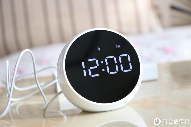 闹钟与智能音箱相结合让起床变的有仪式感:ZIM闹钟音箱体验
