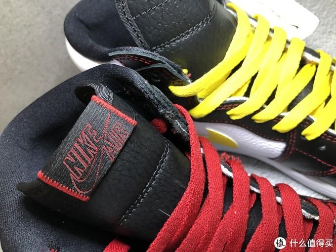 皮质的鞋舌很少见