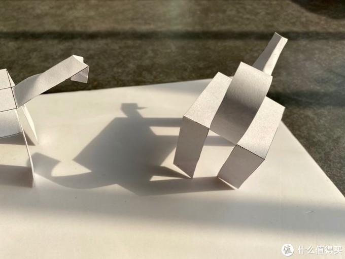 和熊孩子一起玩之— 一张纸的变形《小马飞奔》